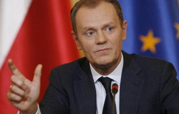 Tusk: We will reach an agreement with Greece by the end of April