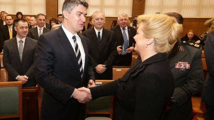 Croatia marks six years in NATO