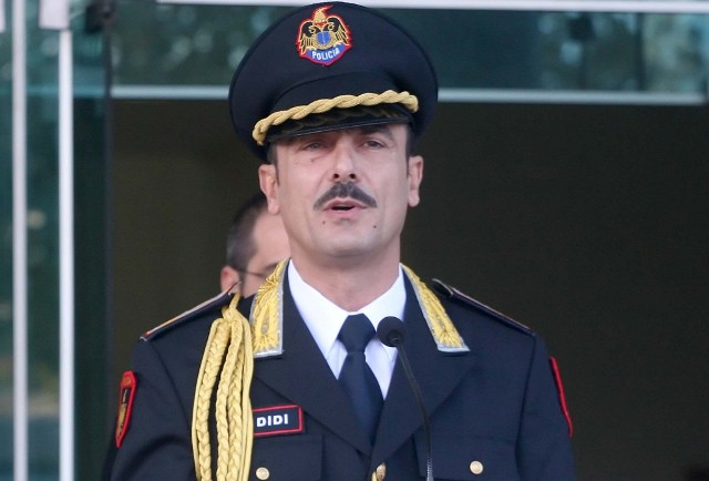 Albanian Police Commissioner steps down