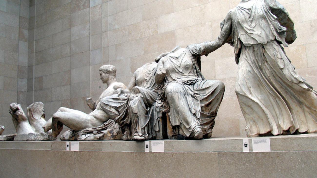 British reject Parthenon Sculptures mediation proposal