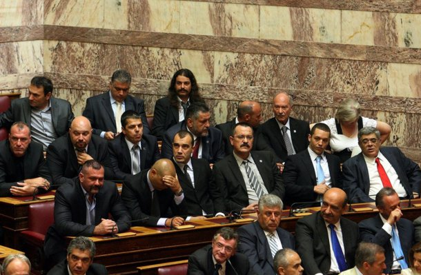 Paraskevopoulos: The conditions of the trial of the Golden Dawn are problematic