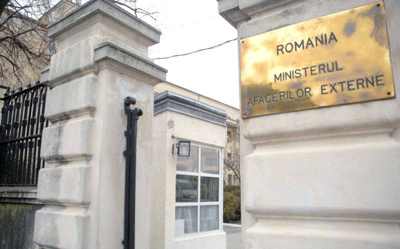 Romanian ForMin hits back at Russian ambassador