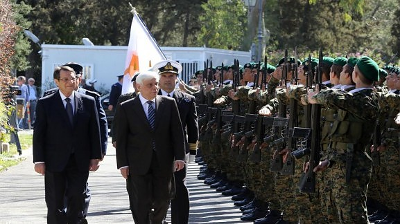 'Relations between Greece and Cyprus become stronger'
