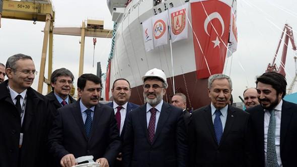 Turkey acquires new underwater research vessel