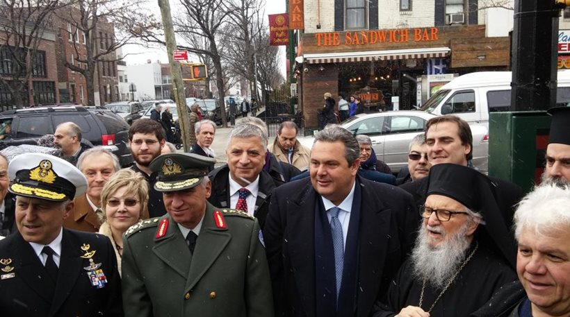 Greek Defence Minister: The united Greece-Cyprus defence doctrine should be extended to Israel