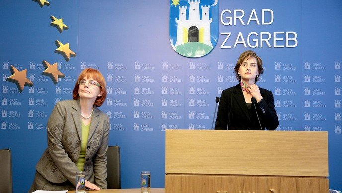 Zagreb's Deputy Mayor steps down from office