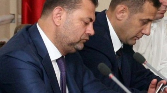 Two Albanian MPs arrested