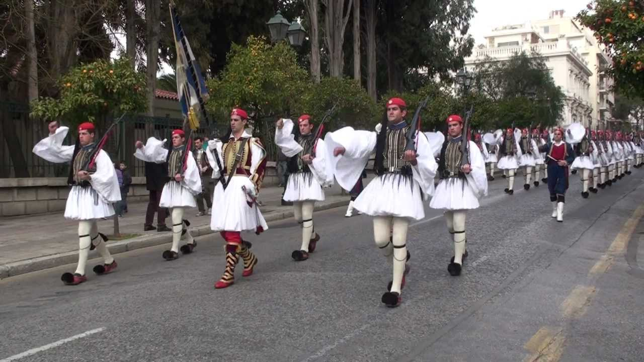 Cyprus marks Greek National Day with celebrations