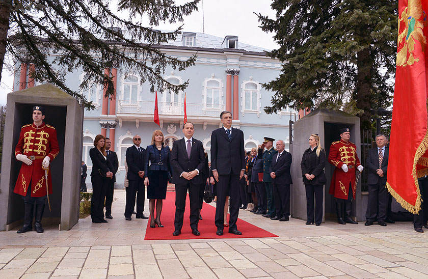 Montenegro and Albania a good example of regional cooperation