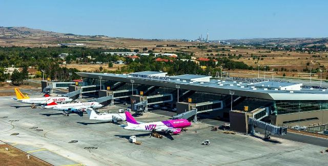 Skopje's airport among the best ten airports in Eastern Europe