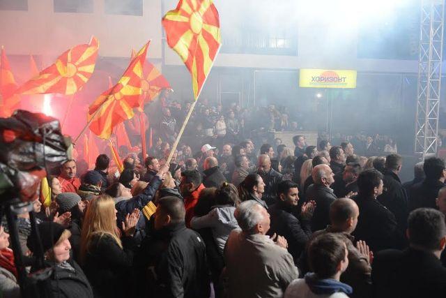 Political rhetoric in FYROM intensifies