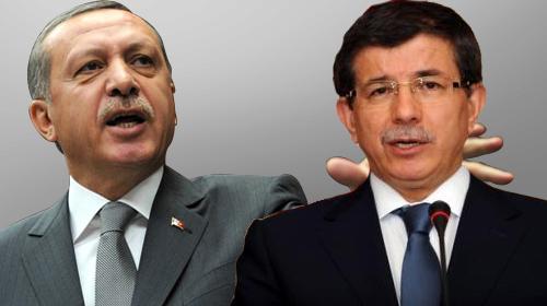 Erdogan-Turkish government disagreement on the Kurdish problem