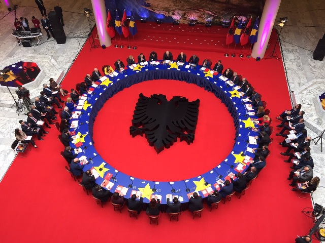 Albanian PM strongly criticizes the EU about its stance on Kosovo