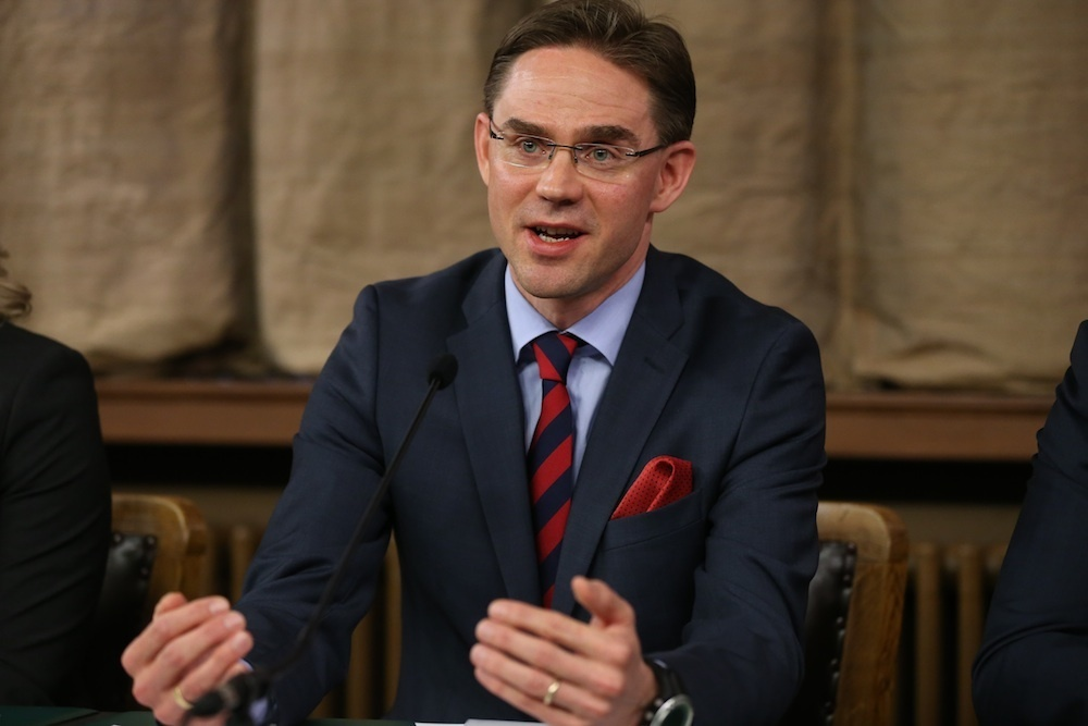 Katainen in Cyprus to promote investment