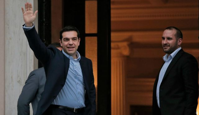 Alexis Tsipras to visit Berlin