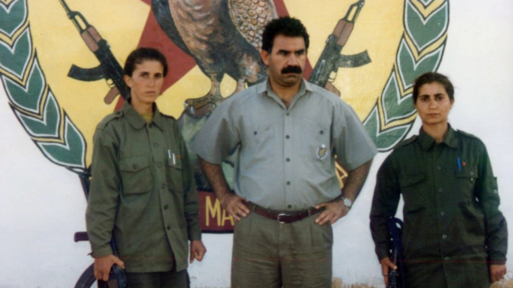 Leader of PKK Ocalan asks to put an end to the armed struggle