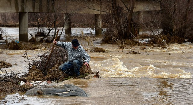 European Commission commits 84 thousand Euros for floods in FYROM