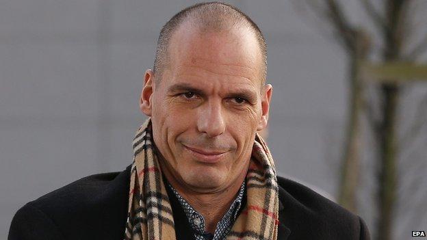 International media continue their attacks on Varoufakis