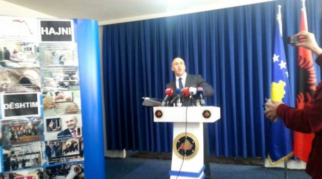 People have no hopes with Mustafa's governments, says opposition leader Haradinaj