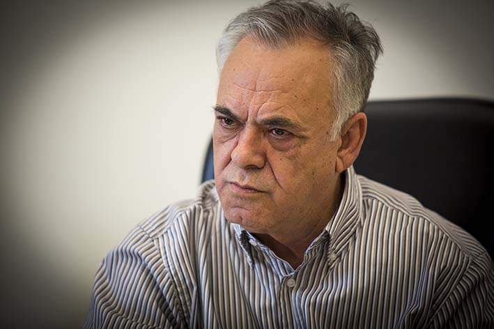 Dragasakis: 'All we ask is that Europe give Greece a chance'