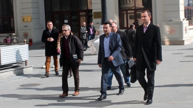EU experts to investigate in FYR Macedonia