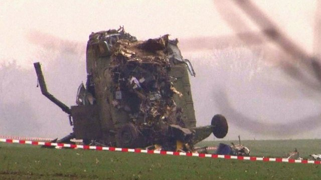 Three theories on Serbian helicopter crash