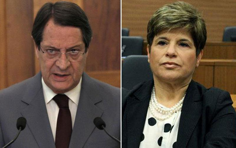 Cyprus President wants to remove CBC Governor