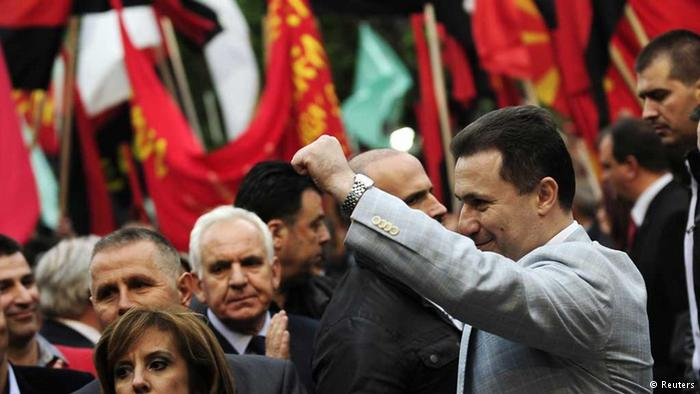 Political crisis in FYROM continues with debates