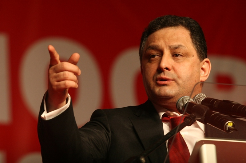 Bucharest district mayor nabbed by anti-corruption prosecutors