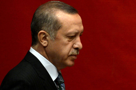 Opinion poll results worry Erdogan