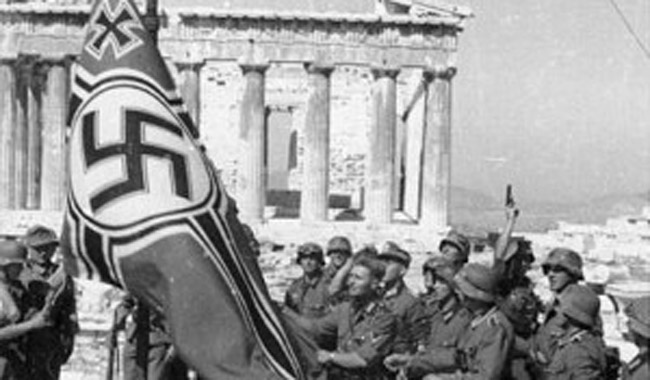 Berlin says no to Athens' claim for war reparations