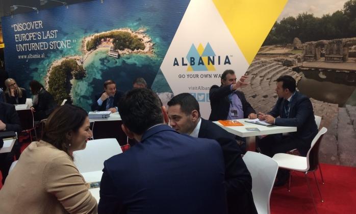 Albania's tourism receives a decent presentation in the Berlin Fair