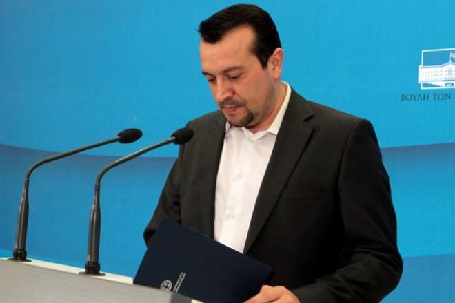 Greek Govt Spokesperson responds strongly to Schaeuble's statements