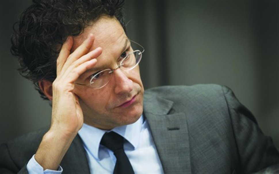 Dijsselbloem: Not a single euro until the agreement starts being implemented