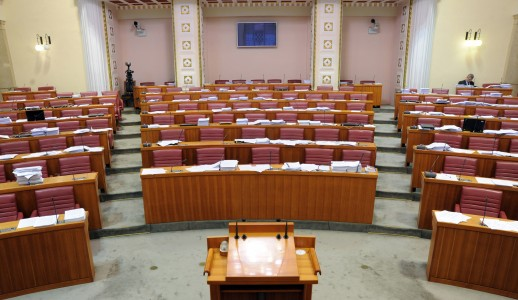 Ruling coalition continues to shrink