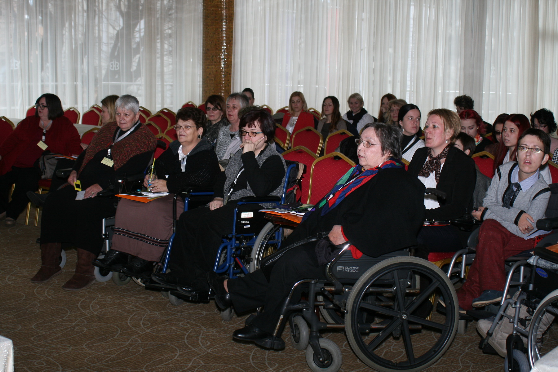 Women with disability discriminated in BiH
