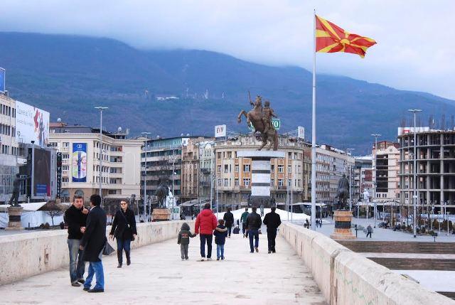 Macedonian opposition demands a technical government, Gruevski's VMRO-DPMNE against