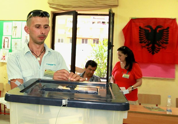 Number of voters higher than  Albania's residents
