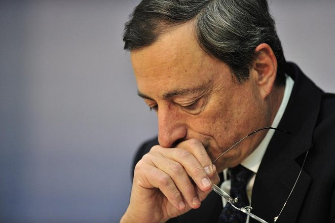 Draghi links funding of Greece with completion of the evaluation of its program