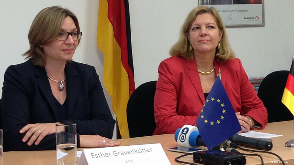 Germany demands a better environment for businesses