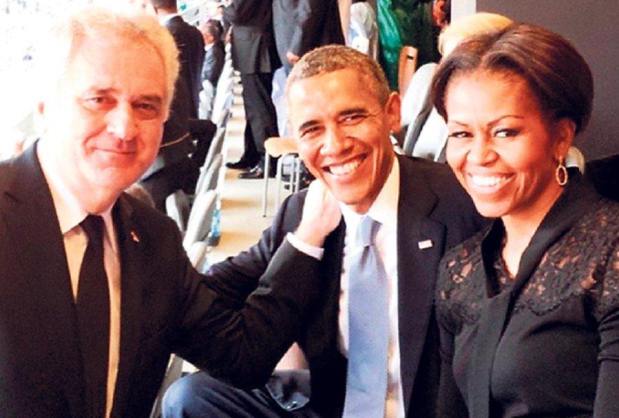 Nikolic invites Obama to visit Serbia