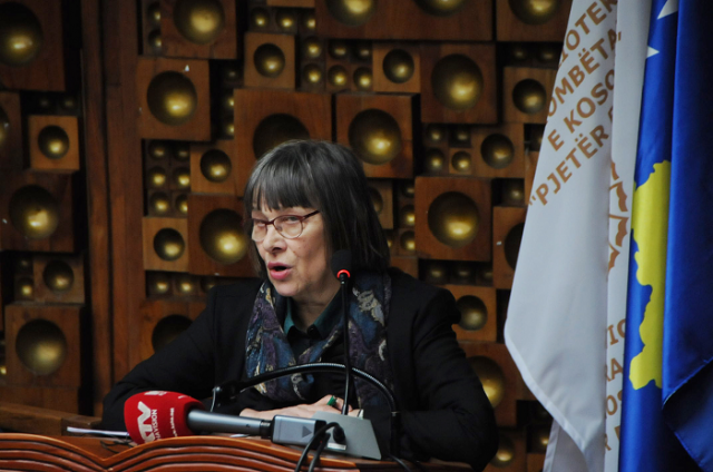 Families of missing people are against the decoration of Serb humanist Natasha Kandic