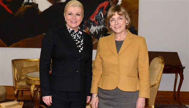 President and Prime Minister of Croatia to finally meet on March 12
