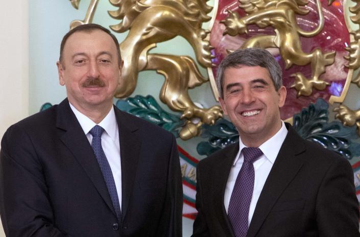 Bulgaria seeks closer ties with Azerbaijan, eyes more gas purchases