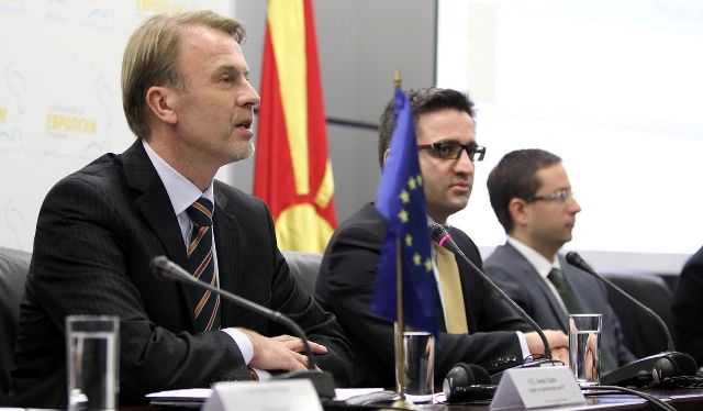 International community is concerned about the political status quo in FYR Macedonia
