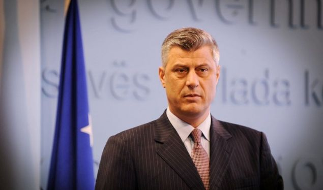 Will Thaci become president in 2016?