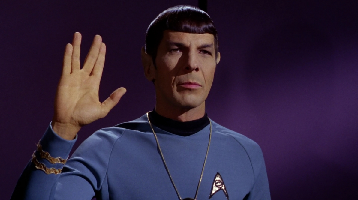 Star Trek II: The Search for Spock, and truth