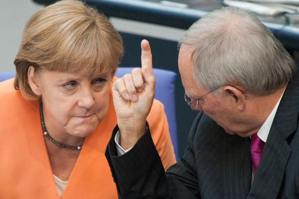 Merkel and Schäuble call on Greece to table specific proposals