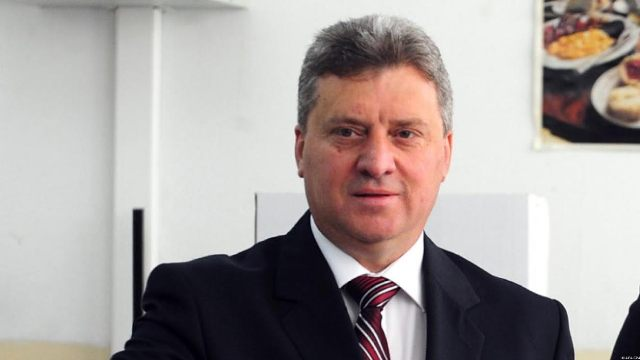 President Ivanov ready to help in overcoming the political crisis