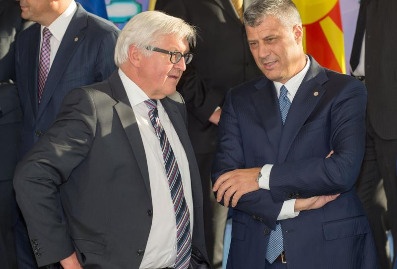 Kosovo nationals must not be unfairly isolated, says Foreign Minister Thaci